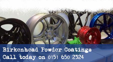 Powder Coating Birkenhead